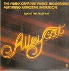 FRANK CAPP Live at the Alley Cat album cover