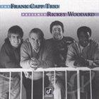 FRANK CAPP The Presents Rickey Woodard album cover