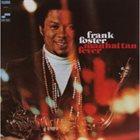 FRANK FOSTER Manhattan Fever album cover