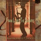 FRANK LOWE Inappropiate Choices album cover