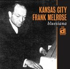 FRANK MELROSE Bluesiana album cover