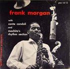 FRANK MORGAN Gene Norman Presents Frank Morgan Vol. 12 album cover