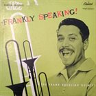 FRANK ROSOLINO Frankly Speaking! album cover