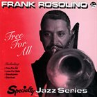 FRANK ROSOLINO Free For All album cover