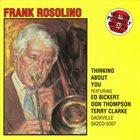 FRANK ROSOLINO Thinking About You (2CD) album cover