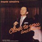 FRANK SINATRA Close to You and More album cover