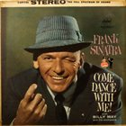 FRANK SINATRA Come Dance With Me! (with Billy May And His Orchestra) Album Cover
