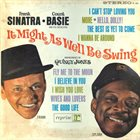 FRANK SINATRA It Might As Well Be Swing Album Cover