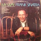 FRANK SINATRA My Way Album Cover