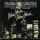 FRANK SINATRA New York, New York album cover