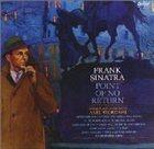 FRANK SINATRA Point of No Return album cover