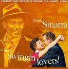 FRANK SINATRA Songs for Swingin' Lovers! album cover