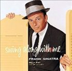 FRANK SINATRA Swing Along With Me album cover