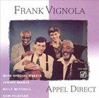 FRANK VIGNOLA Appel Direct album cover