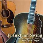 FRANK VIGNOLA Franklynn Swing (WIth Lynn Clapp) album cover