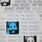 FRANK WRIGHT Shouting the Blues album cover