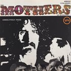 FRANK ZAPPA Absolutely Free (The Mothers Of Invention) album cover