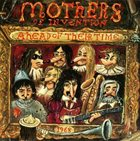 FRANK ZAPPA Ahead of Their Time (as Mothers Of Invention) album cover