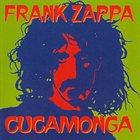 FRANK ZAPPA Cucamonga album cover