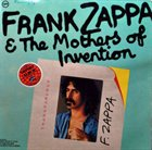 FRANK ZAPPA Frank Zappa and The Mothers of Invention (Verve) album cover