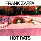 FRANK ZAPPA Hot Rats Album Cover