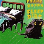 FRANK ZAPPA Sleep Dirt album cover
