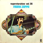 FRANK ZAPPA Superstarshine Vol. 26 Frank Zappa album cover