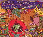 FRANK ZAPPA The Lost Episodes album cover