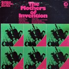 FRANK ZAPPA The Mothers of Invention album cover