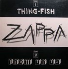 FRANK ZAPPA Them or Us / Thing-Fish album cover