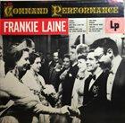 FRANKIE LAINE Command Performance album cover