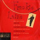 FRANKIE LAINE Frankie Laine (Mercury MG25026) album cover