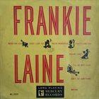 FRANKIE LAINE Frankie Laine (Mercury – MG 25024) album cover