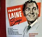 FRANKIE LAINE Frankie Laine Sings album cover