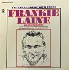FRANKIE LAINE I'll Take Care of Your Cares album cover