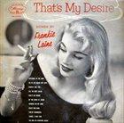 FRANKIE LAINE That's My Desire album cover
