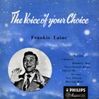 FRANKIE LAINE The Voice Of Your Choice album cover