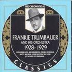 FRANKIE TRUMBAUER 1928-1929 album cover