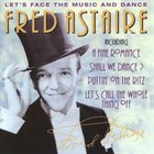 FRED ASTAIRE Let's Face the Music and Dance album cover