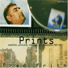 FRED FRITH Prints album cover