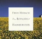 FRED HERSCH Fred Hersch Plays Rodgers & Hammerstein album cover