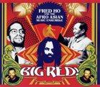 FRED HO (HOUN) Big Red! album cover
