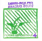 FRED LONBERG-HOLM Anagram Solos album cover