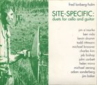 FRED LONBERG-HOLM Site-Specific: Duets for Cello and Guitar album cover
