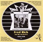 FRED RICH 1926-1938 album cover