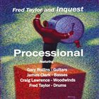 FRED TAYLOR Processional album cover