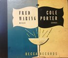 FRED WARING Fred Waring Music-Cole Porter Songs album cover