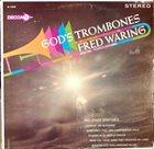 FRED WARING God's Trombones album cover