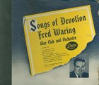 FRED WARING Songs Of Devotion Volume One album cover