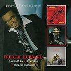 FREDDIE HUBBARD Bundle Of Joy/Super Blue/ The Love Connection album cover